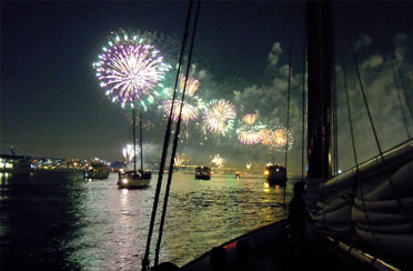 Browse- Fireworks Cruise