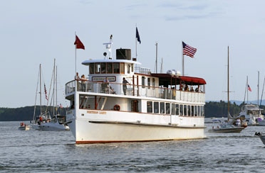 Boston Harbor Narrated Cruises