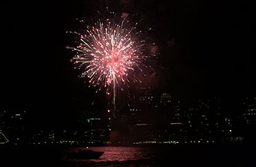 Boston 4th of July Fireworks Cruise on Northern Lights