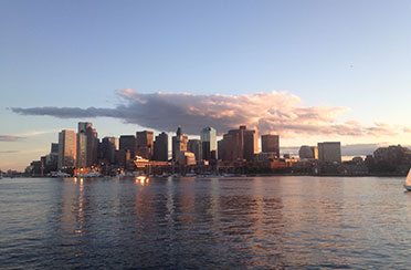 Romantic Boston Sunset Cruise