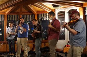 Boston Irish Music Cruise