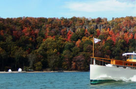 Boston Fall Foliage Cruise
