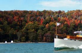 Boston Fall Foliage Cruise