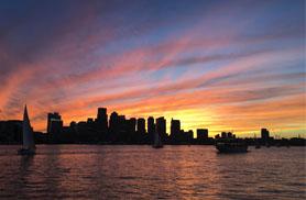 Boston Sunday Evening Jazz Cruise