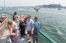 Boston Sightseeing Cruise