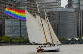 Boston Pride Day Sail