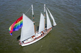 Boston Pride Sunset Sail
